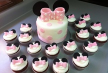 Minnie and Mickey Mouse Party Theme / by Teresa Bumpus