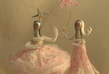 Dolls / by Laurie Wirthlin