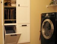 Dream Home: Laundry Room / by Liz Moffat