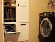 Dream Home: Laundry Room / by Liz Juhnke