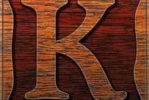 K ...  All about KOURTNEE / by Ericka Walden