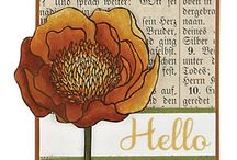 Flower Cards / by Shawna Standish