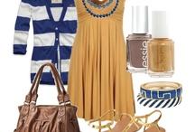 Fashion & Jewels / by Elizabeth Mullen