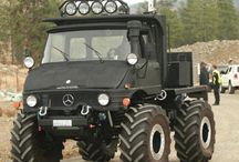 Unimog  / by Mike Pomeroy