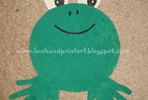 Frogs / by Katherine Martin