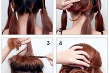 hair  / by April Rothenburger