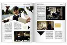 Editorial Design / mis Impresos favoritos  / by Ozcar Aguilar