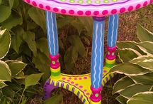Painted Furniture / by Suanne Washington