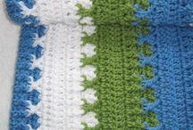 Crochet stiches & ideas / by Irena Chrzanowska