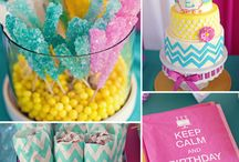 Brynleigh's Second Birthday Party Ideas / by Lacy Booker