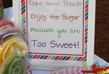 Candy bar / by Shelly Baker