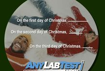 Holidays & New Year's Resolution / It's the most wonderful time of the year! Spreading health and holiday cheer is what we do best!  / by Any Lab Test Now