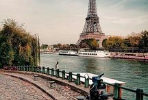 My dream...France !! / by Solange Esponda