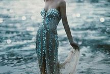 Mermaid Costume Revamp / by Jessica Bernard