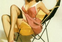 Pinups / by Chris Aguilar