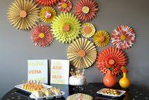Party Ideas / My baby birthday party ideas.  / by Edna Felix