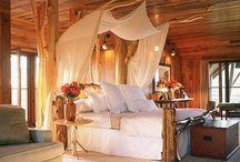 Habitaciones/Bedrooms / by Diana C.