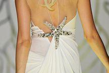 Hillary's wedding dressess / by Gail Mariner
