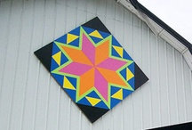 Barn Quilts & Barns / by Deedee Eckles