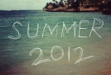 summer list♥ / by Raquel Barron