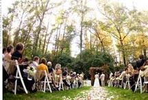 Wedding Love..  / Ideas for our vowel renewal / by Mandie Carter