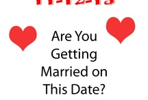 Popular Wedding Dates / Share your Wedding Date with us. / by AllOccasionsGiftware.com
