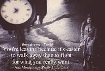 Pll quotes ☆ / by Who's A? pll