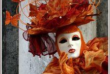 Máscaras / by Bruna Florencio