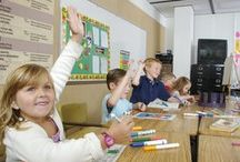 School days / Tips and resources to help kids grow and thrive in school. / by CHOC Children's