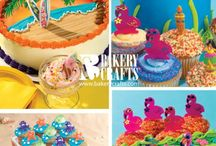 Seasonal Cakes & Cupcakes / by Bakery Crafts
