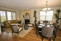 Bradley's living room / by Ashley B