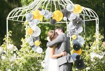 Weddings / Wonderful must-have accessories and decorations! / by mia salmans