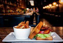 food: restaurants / by Jenna Stoller