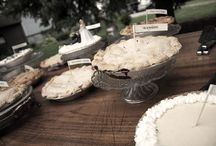 all about pie / by Sarah Ware