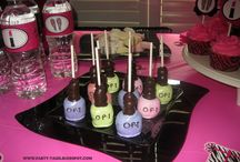 spa party / by Amy {fun-baby-shower-ideas.com}