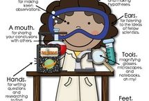 1st grade science / by Kelsey Skilling