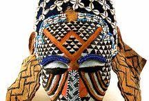 African Art, Mask... / by Donna Johnson-Heard