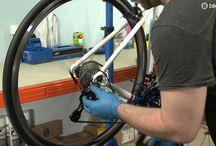 bike repairs / by Christy Wynkoop