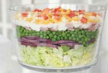 RECIPES_SALADS / by Michelle Taylor
