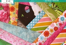 Scrap quilt ideas / Ideas for making scrap quilts / by Karen Tranch