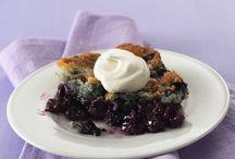 Eat:  Recipes - Treats / by Rachel Edwards