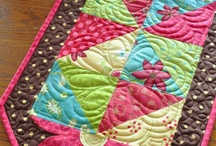 Quilt Runners / by Quilt Baby
