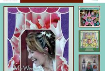 Star Stencil / Just released on October 15. We will add layout examples soon! / by Lea France Scrapbooking (Photo Collage)