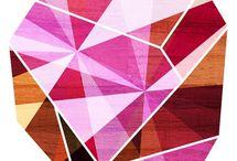 Facet Love / by Lenna Dahlquist