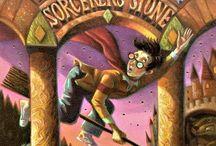 Books/Harry Potter / by Jenna Thompson