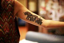 ink me. / by Ciara Eilers