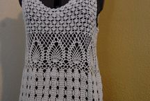 crochet clothing / by raewyn