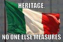 ITALIAN PRIDE!! / by Tamira Ventura