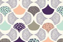 Patterns/Stationery / by Heidi Miller