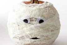 Halloween Ideas / by Niki Miller-O'brien